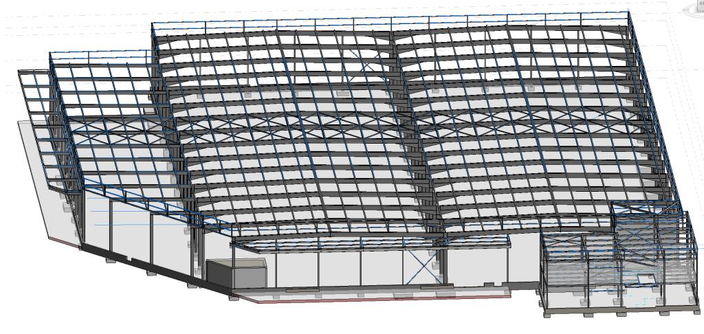 maquette structure 3D
